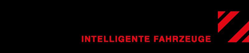 Logo der Firma Schwarzmüller. Intelligente Fahrzeuge.